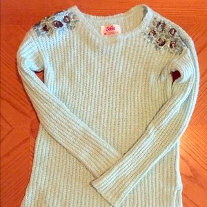 Justice tunic sweater size 10. Great condition!!